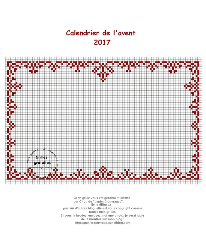 calendrier avent 2017 10
