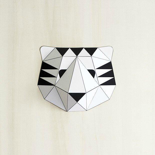le-trophee tigre de papier tigre