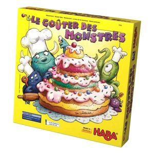 boutique jeux de société - pontivy - morbihan - ludis factory - le goûter des monstres