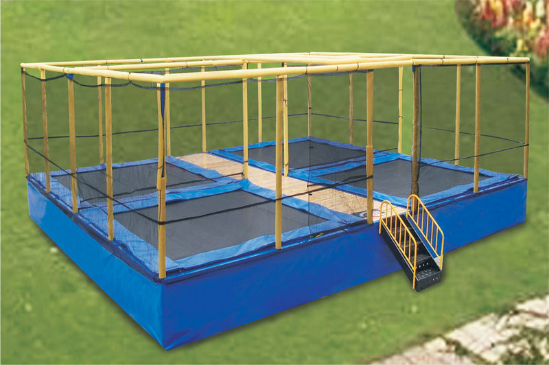 achat trampoline fitness. Black Bedroom Furniture Sets. Home Design Ideas