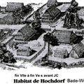 village du Hochdorf, Allemagne
