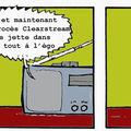 Georges, clearstream et égo en droit