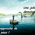 Jolie demoiselle par bongopinot