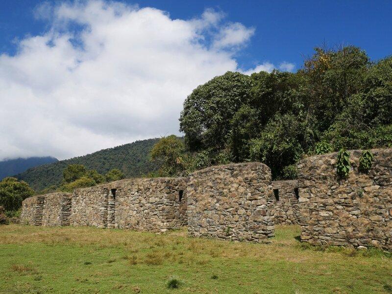 site de Llactapata