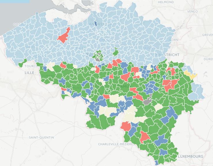 Belgique TTIP