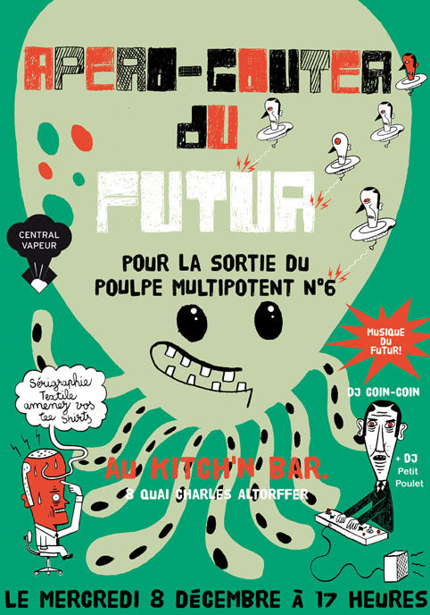 AFFICHE_POULPE_AU_KITCH_N_BAR