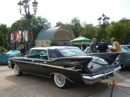 IMPERIAL Crown LeBaron 4door hardtop 1961 Baden Baden (2)