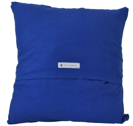 Coussin L'Homme Bleu Klein (2bis)
