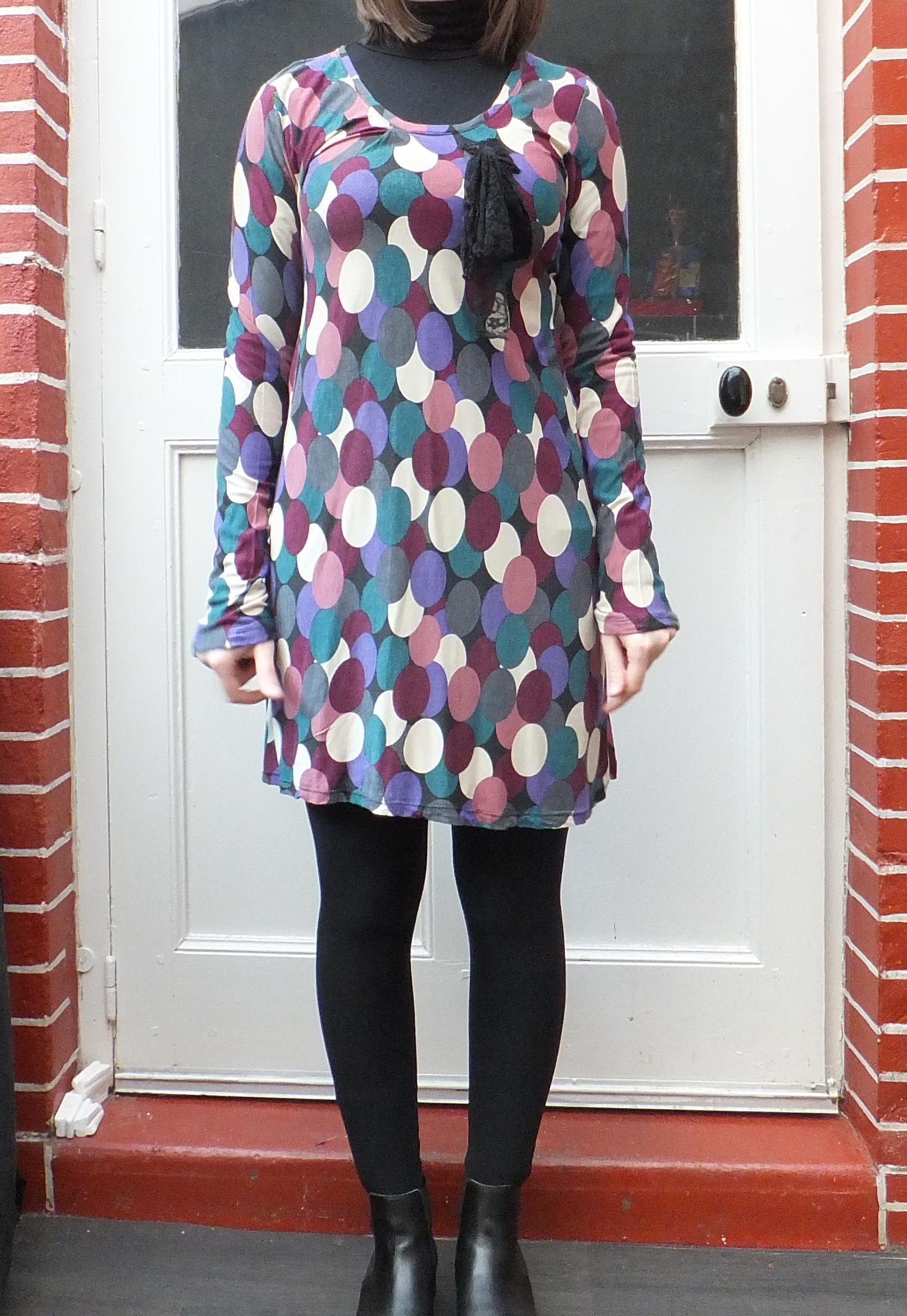 robe couleur face 2014
