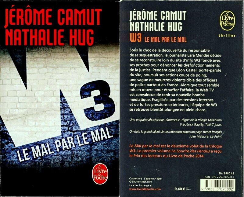 1-Le mal par le mal -J Camut-N Hug