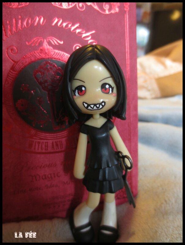midnight figurine