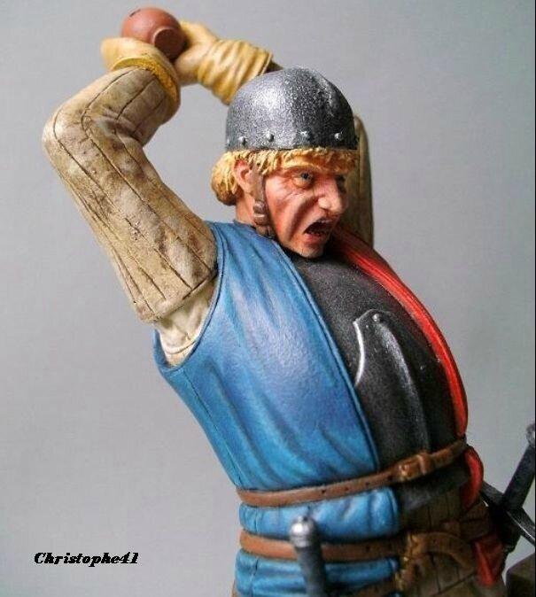 homme d'arme Anglais 15ème siècle - PICT6363
