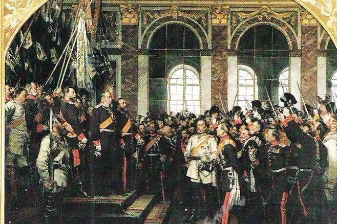 tableau unité allemande