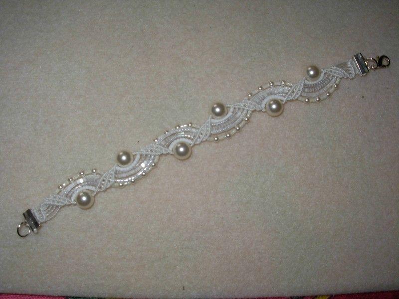 Bekannt bracelet micro macramé - Les perles de Cigale13 PJ54