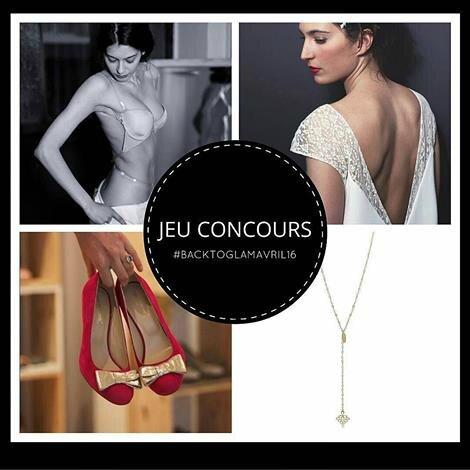 JEU CONCOURS - STEPHANIE WOLFF PARIS