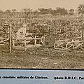 CIMETIERE GLORIEUX 1917