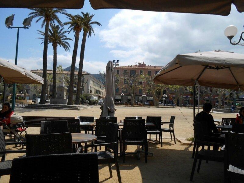 Corse - 1 ère visite de l'Île-Rousse