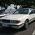 BUICK Century Limited 4door Sedan 1989 Illzach (1)