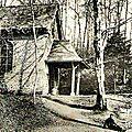 Liessies - la chapelle sainte-hiltrude