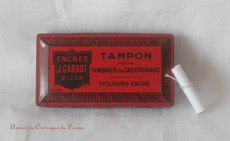 Tampon Gardot
