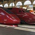 TGV Thalys PBA & PBKA