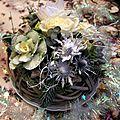 Bouquet de Noël 2013