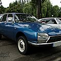 Citroën gs 1220 club break 1973-1976