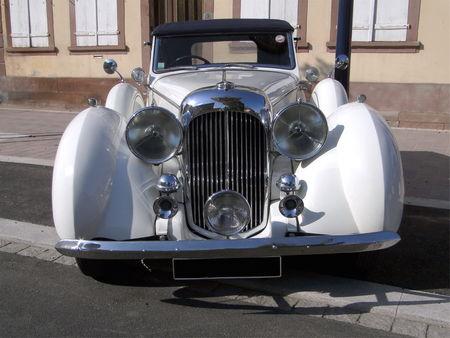 LAGONDA LG6 Drophead Cabriolet 1939 3