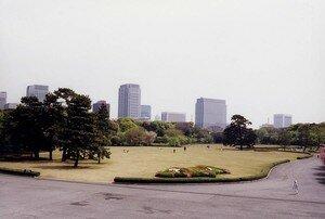 voyage Tokyo 2004 Parc Impérial 003