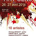 Art contemporain art-gens 26 et 27 avril