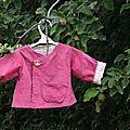Couture pour bébés