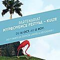Soirée kulte & my provence festival mercredi soir !