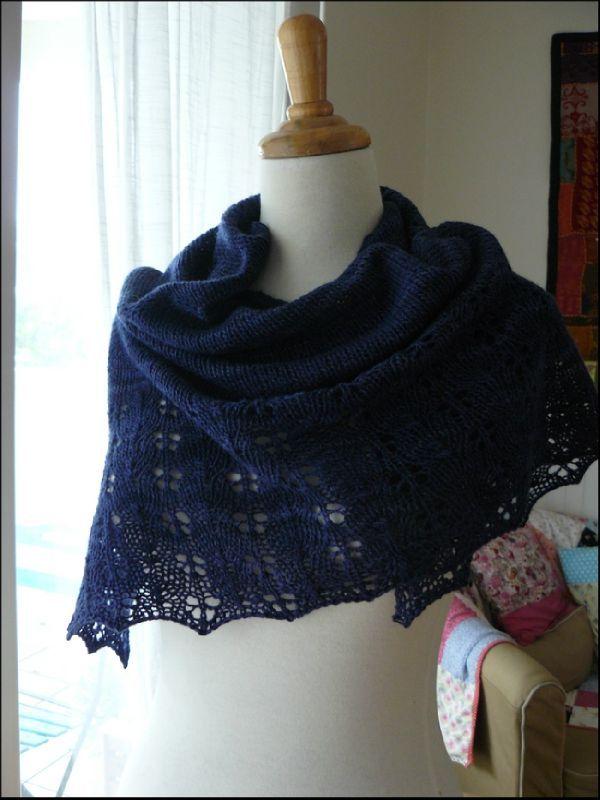 chale bleu violet4