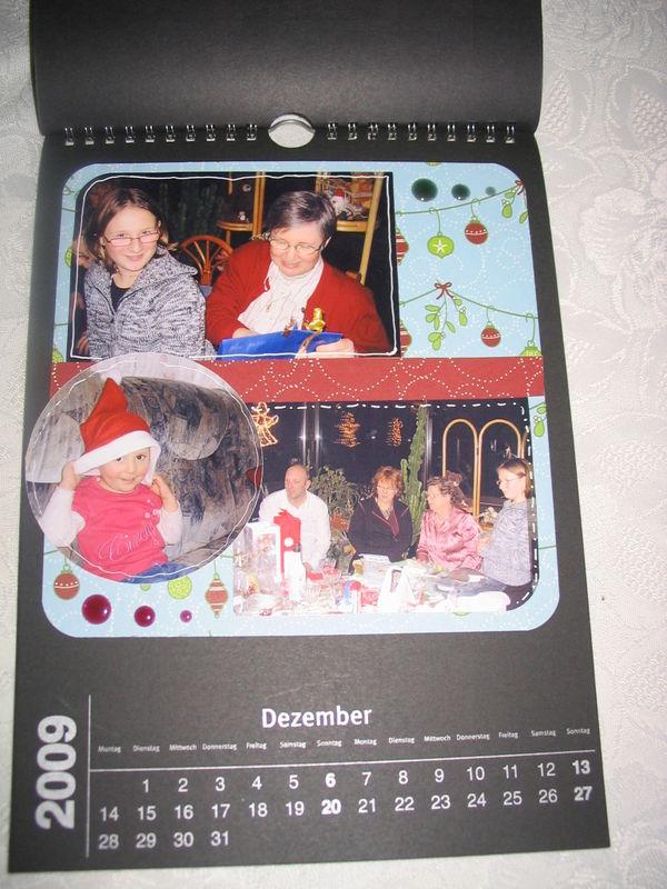 calendrier 2009 8