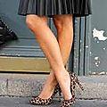 A la recherche de la chaussure parfaite....