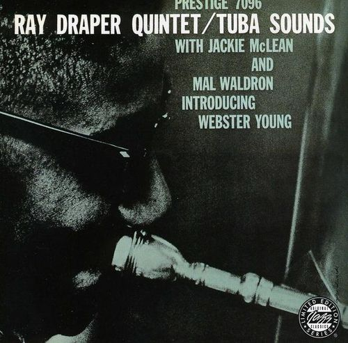 Ray Draper Quintet - 1957 - Tuba Sounds (Riverside)
