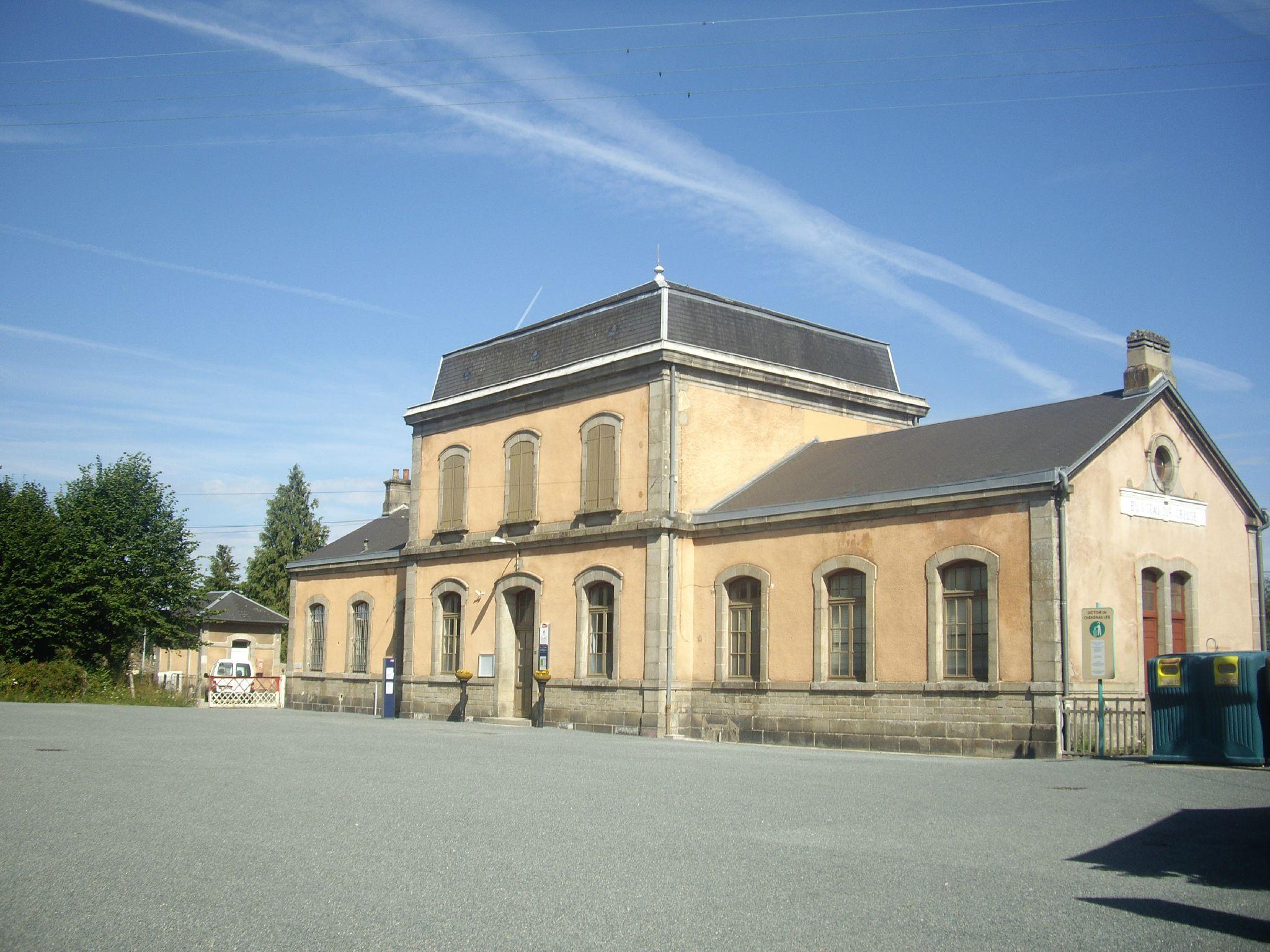 Busseau sur Creuse (Creuse - 23)