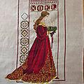 Lady christmas et les tableautins de noël (6)