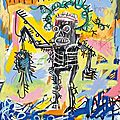 Record breaking jean-michel basquiat poised to achieve the highest price for the artist