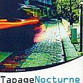 Collectif / tapagenocturne.(15 nouvelles sur la nuit)