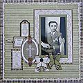 Page héritage: communion de papa