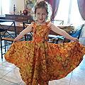 Petite robe rapide pour l'été...