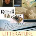 Tpo: a la découverte de la littérature française