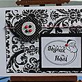 Noel 2012 noir et blanc