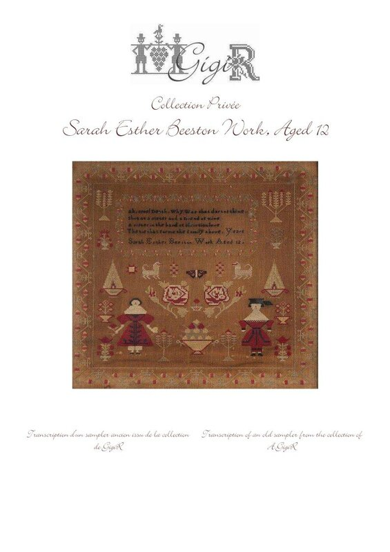 Sarah Esther Beeston Work - cover_Page_1