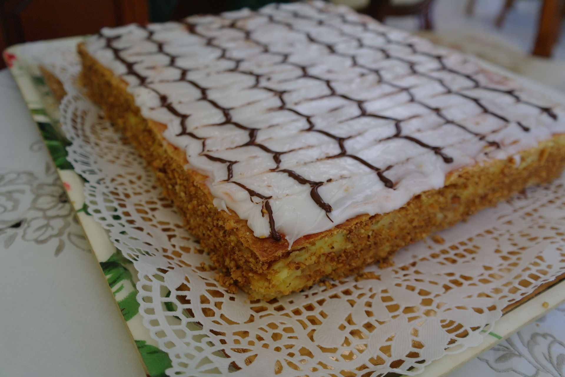 Assez MILLEFEUILLE TRADITIONNEL - Sylgote aux fraises OQ72