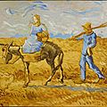 Works by van gogh and monet headline woodshed art auctions' july 26th sale