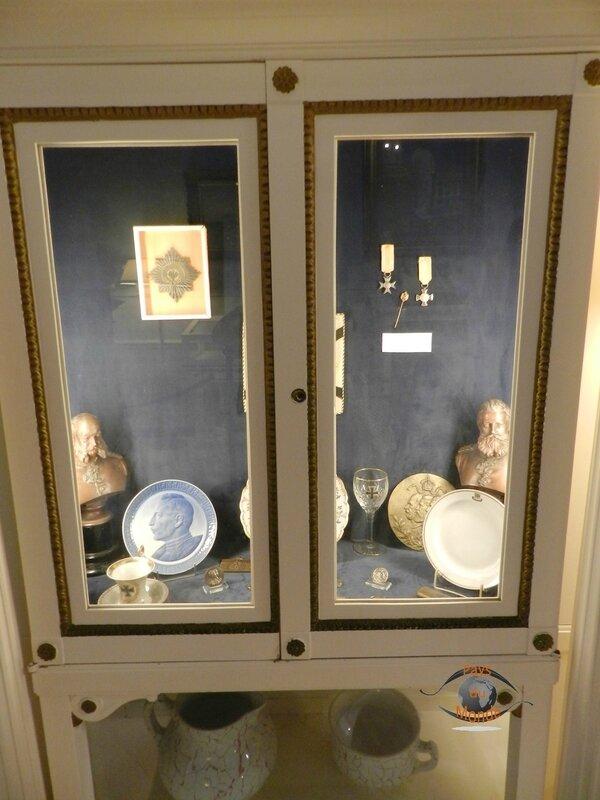 Meuble musée achilleion