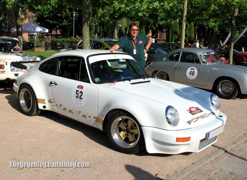 Porsche carrera RS (Paul Pietsch Classic 2014) 01