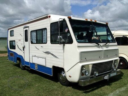 motorhome gmc cobra 1978 retro meus auto madine 2011 1